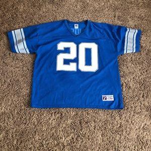 Vintage Shirts - 🔥Vintage Sanders Detroit Lions Jersey🔥
